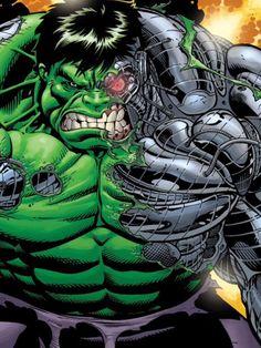 Cyber Hulk
