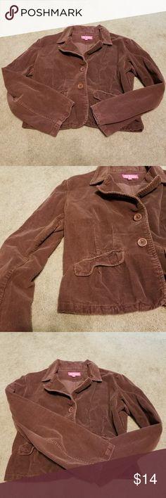 eaea93b1be849b Brown Corduroy Blazer This is a brown corduroy blazer. It is an XL by the