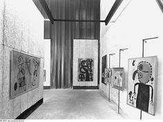 The first Documenta, Kassel, Germany, 1955 — room 28