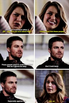 Team Arrow in #TheFlash #3x08 - Crossover Part 1!