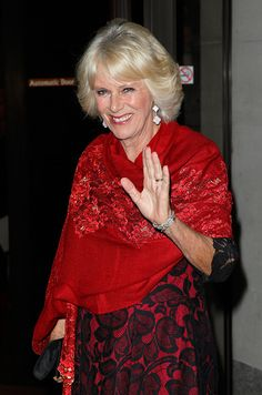 The Duchess Of Cornwall Presents The 2015 Man Booker Prize at The Guildhall on October 13, 2015 in London, England.