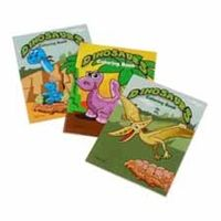 Dinosaur Coloring Books - Pack of 12 to hand out to party guest