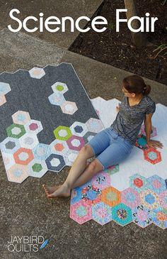 Science Fair quilt pattern