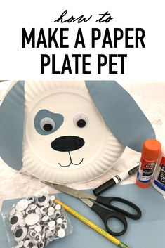 Preschool Arts And Crafts, Animal Crafts For Kids, Winter Crafts For Kids, Summer Crafts, Toddler Crafts, Art For Kids, Activities For Kids, Spanish Activities, Paper Plate Crafts