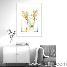 Bekijk nu onze POSTERS in de shop!  Origineel, uniek en eigenzinnig!  Print van aquarel op A3 formaat, €14,50 per stuk. kijk voor meer posters en info op www.lieflijk.com/winkel/product-categorie/wonen/posters