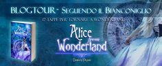 Atelier di una Lettrice Compulsiva: Blog Tour Alice from Wonderland di Alessia Coppola...