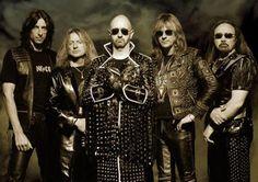 Judas Priest  Including our local boy, drummer Scott Travis