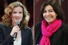 FRANCE ~ Paris Elects First Female Mayor - Anne Hidalgo Mayor of Paris - ELLE / March 31st, 2014 http://www.elle.com/life-love/society-career/anne-hidalgo-new-mayor-of-paris?click=hprc