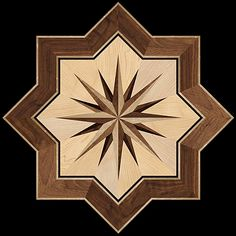 Hardwood Floor Medallions - The Marqueteria Collection | Pavex Parquet