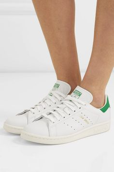 info for 65693 4e0ba adidas Originals - Stan Smith leather sneakers