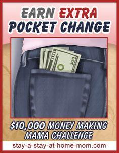 how to make extra pocket money