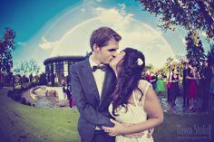 Arc en ciel pour votre mariage: don du ciel!!!!