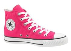 all Pink Shoes under $40 Hot pink converses!        #cheap #converse #Sneakers