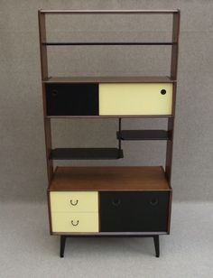 1950s Vintage E Gomme G Plan 'Librenza' Room Divider