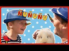Ňuňuňu - Protiklady   Čarovná škôlka   Detské pesničky - YouTube Ms, Baseball Cards, Sports, Youtube, Hs Sports, Sport, Youtubers, Youtube Movies