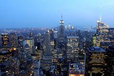 RockFeller View - New York