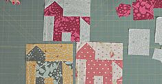 It's cute, simple, and you can use your fabric scraps.