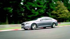 "2015 Hyundai Genesis | ""The All-New Genesis vs. Nurburgring"""