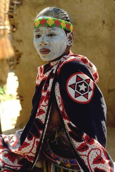 Africa |  Zulu Diviner (Zulu isAngoma), KwaZulu Natal, South Africa. | © South African Tourism
