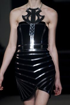sass & bide Details A/W '13 | @Fashionising .com