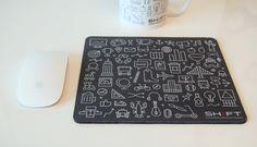 SHIFT mousepad