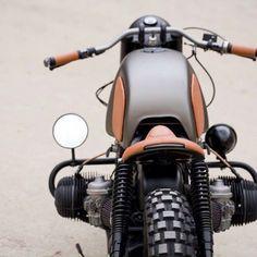 BMW urban scrambler.Classic Motorcycles Art&Design @classic_car_art #ClassicCarArtDesign