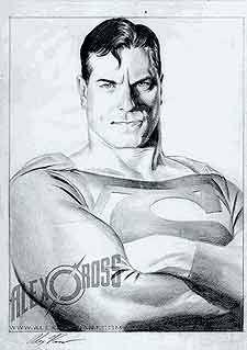 Superman Sketch 518