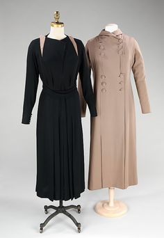 Ensemble Elizabeth Hawes, 1935 The Metropolitan Museum of Art