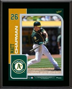 63190c62adf Matt Chapman Oakland Athletics 10.5