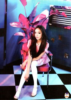 Jessica Girls Generation SNSD Mr Mr