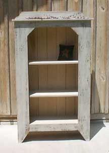 "http://www.thewoodennail.com/images/primcountrycupboardpicture.jpg #WN109 Country Cupboard Pattern   $9.00   Great country cupboard to show off all your primitive possessions.  36"" x 65"" x 11"""