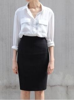 Dear Stitch Fix stylist - I just got rid of a too-tight black pencil skirt, and could really use a new one!
