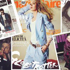 Consigli di lettura sotto l'ombrellone, scopri l'outfit #AlphaStudio per le tue vacanze e nuove idee per il prossimo inverno su @marieclaireita L'UomoVogue FirenzeMadeInTuscany UomoCollezioni FashionMagazine #SS2014 #FW2014