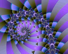 Fractal Digital Art Fractals Abstract See my Digital Art Board for similar art and what some would term as fractal art, though it doesn't meet the criteria of being a true fractal, repeating the image on different scales.
