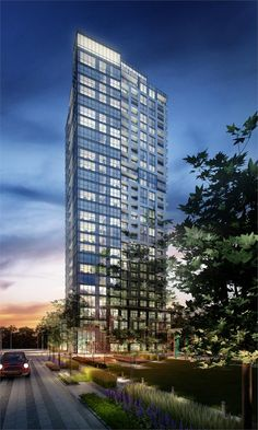 DUNDAS STREET WEST & KIPLING AVENUE  The Kip District is a new condo project by Concert currently in preconstruction at Dundas Street West & Kipling Avenue in Etobicoke.  Scheduled to be completed in 2018.  Total of 283 units.  Sales start at $232,900.