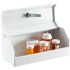The Container Store > Prescription Security Cabinet