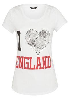 F&F I Love England T-Shirt