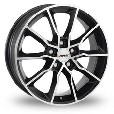 "View large image of 17"" Autec Race 5 Alloy Wheels"