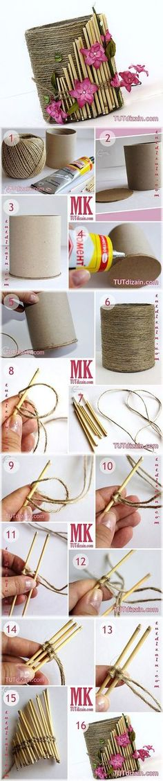 23 Clever DIY Christmas Decoration Ideas By Crafty Panda Hobbies And Crafts, Diy And Crafts, Crafts For Kids, Arts And Crafts, Art N Craft, Craft Work, Diy Art, Craft Projects, Projects To Try