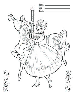 Mary Poppins coloring page by *BetterthanBunnies | Disney because ...