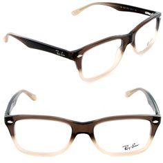 c1a9f0b7c7457 Ray-Ban Eyeglasses RX 5228 5043 Brown Gradient   Opal at NyciWear