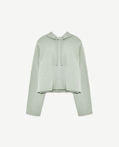 Image 8 of SWEATSHIRT WITH SHOULDER PADS from Zara