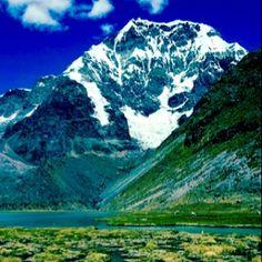 Mount Ausangate - Peru, the start of the Amazon river....Explore the Amazon!