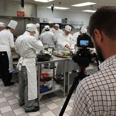 Market Basket Challenge with @lacademiedc #behindthescenes #photoshoot