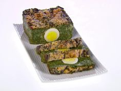 Spinach Loaf Recipe : Giada De Laurentiis : Food Network - FoodNetwork.com