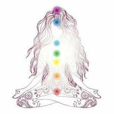 Illustration of Ornament beautiful card with Vector yoga. vector art, clipart and stock vectors. Arte Chakra, Chakra Art, Sacral Chakra, Throat Chakra, Chakra Healing, Chakra Necklace, Necklace Types, Samurai, Spiritism