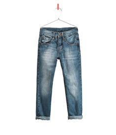 REGULAR JEANS - Jeans - Boy - Kids - ZARA