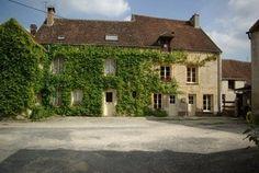 Chambres D'Hotes La Houssaye en Brie, La Vigne Vierge