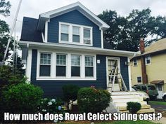 How Much Does Royal Celect Siding Cost Get Free Estimates For Installation