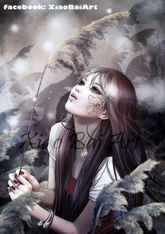 ☆ Dream of Autumn -::- Artist Zhang Xiao Bai ☆